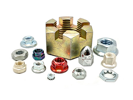 All Metal Locknuts