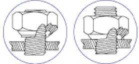 Hydra-lok Nut - Sealing Nuts | Abbott-Interfast LLC